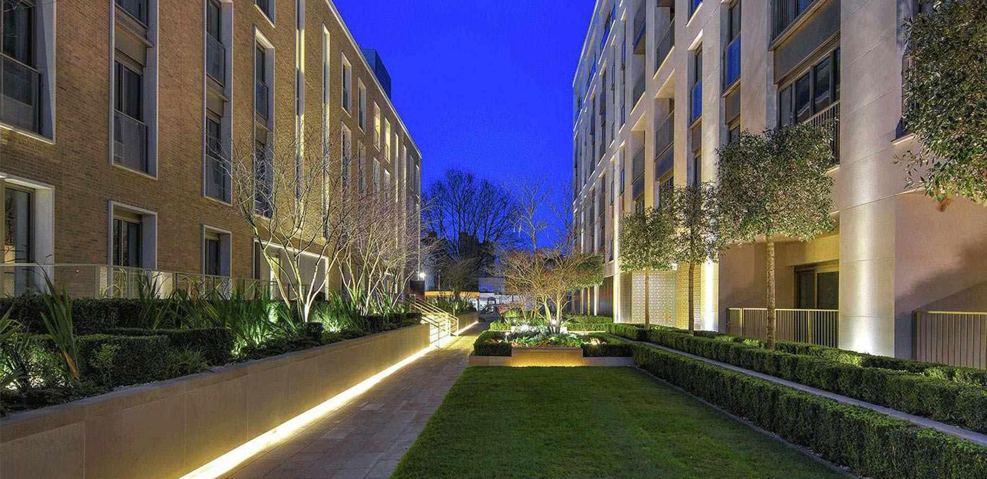 Berkeley Homes - Ebury Square