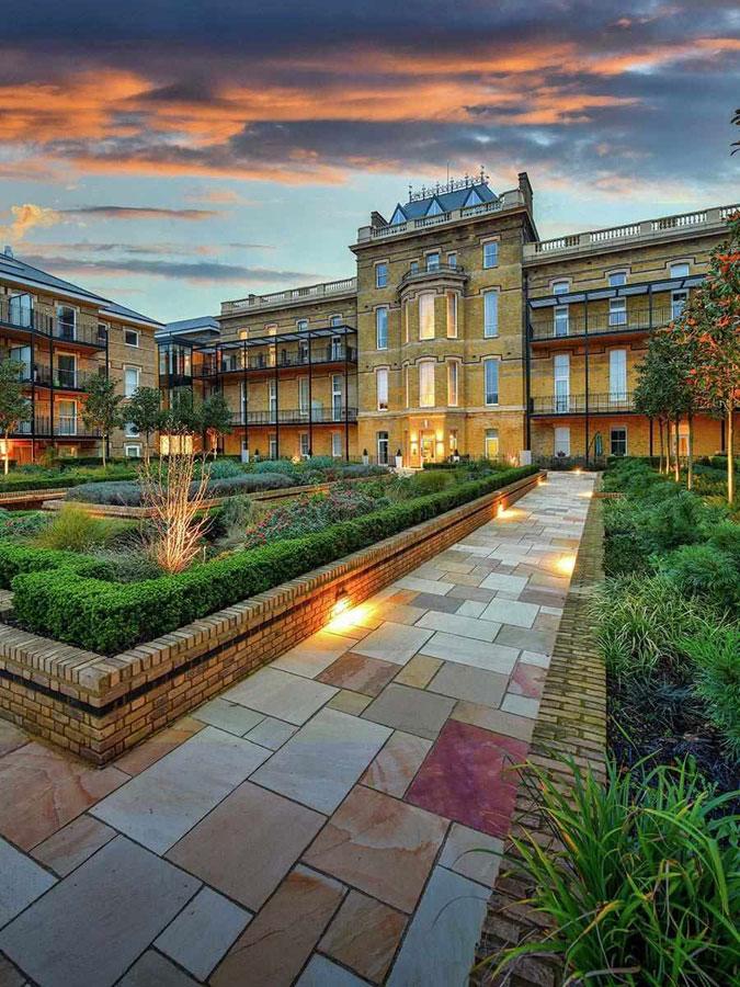 Berkeley Homes – Wimbledon Hill Park